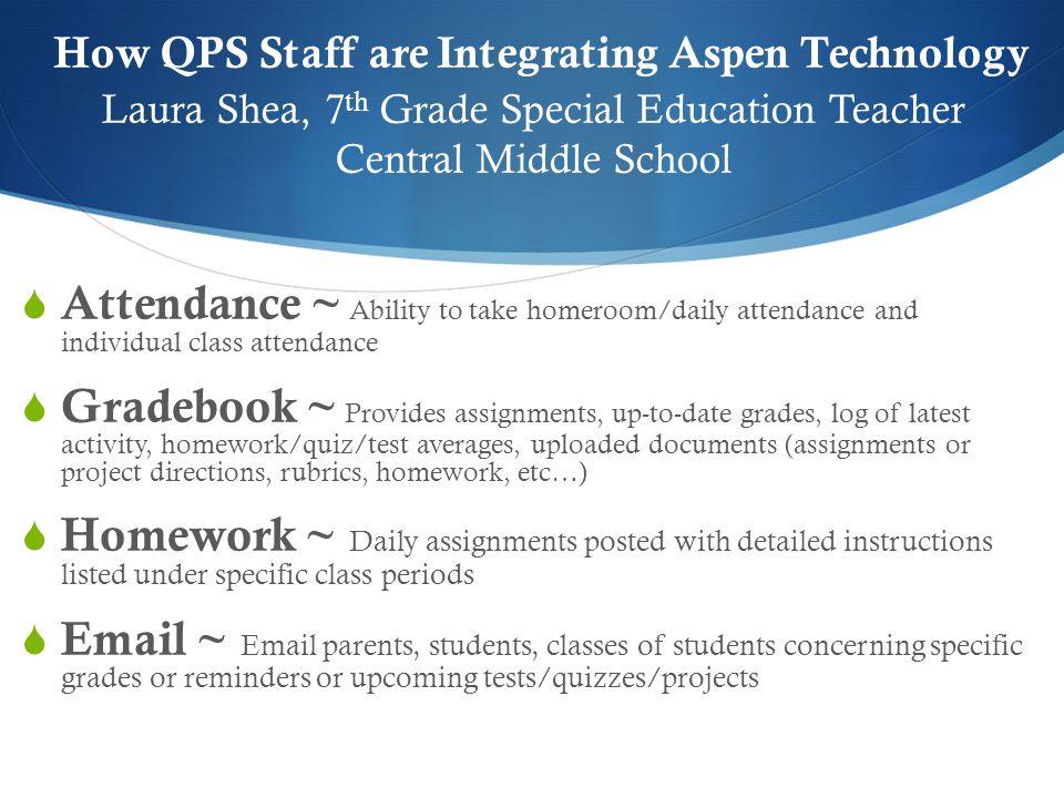qps homework access