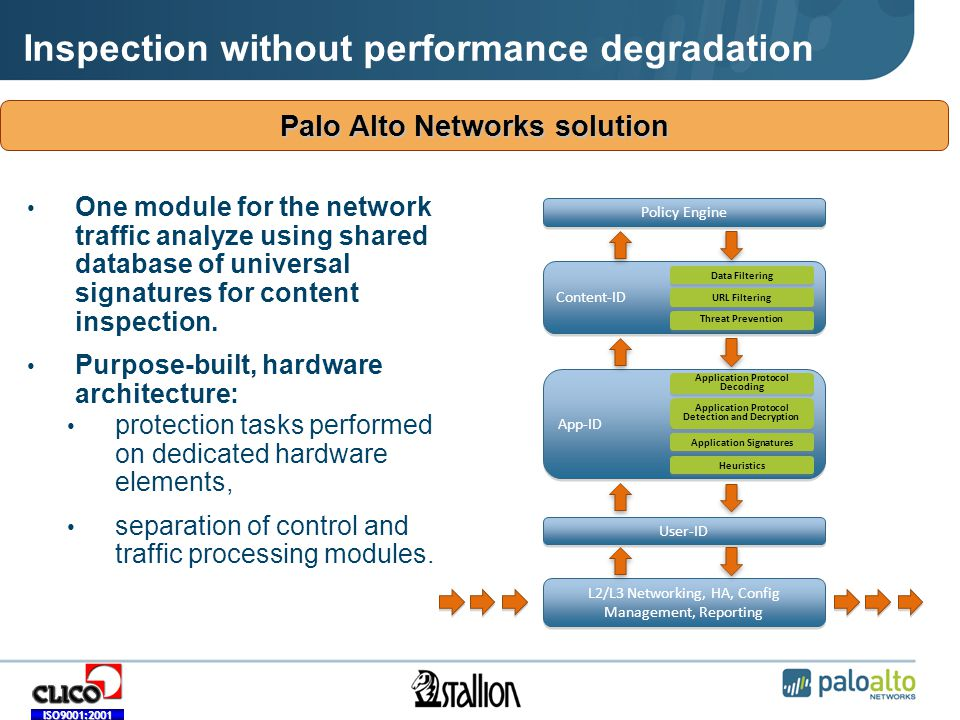 Palo Alto Networks security solution - protection against new cyber ...