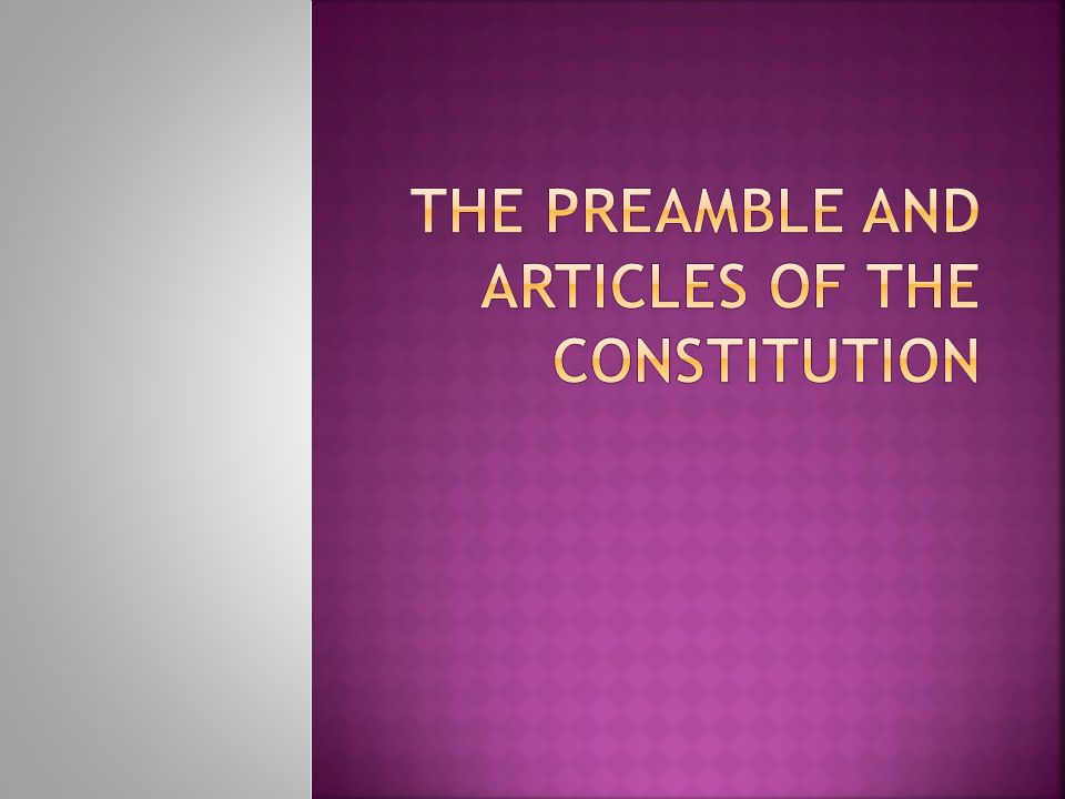 why is the constitution not relevant today