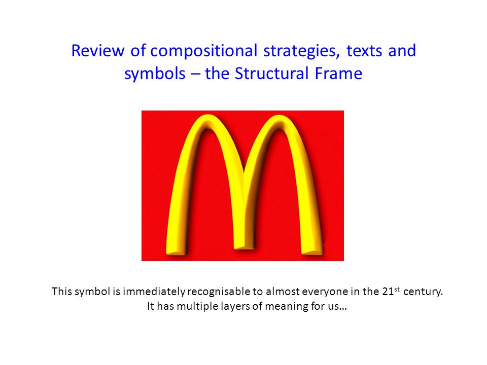 Review Of Compositional Strategies Texts And Symbols The