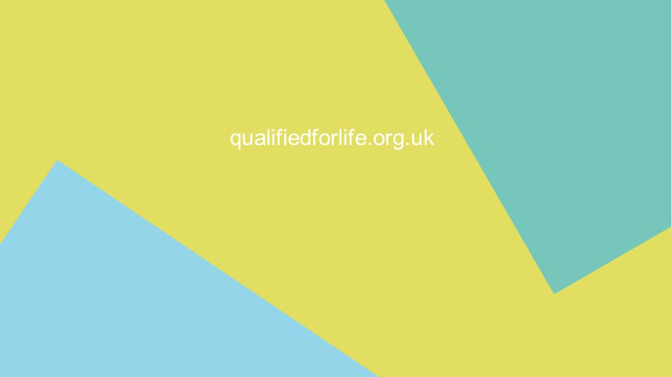 7 qualifiedforlife.org.uk