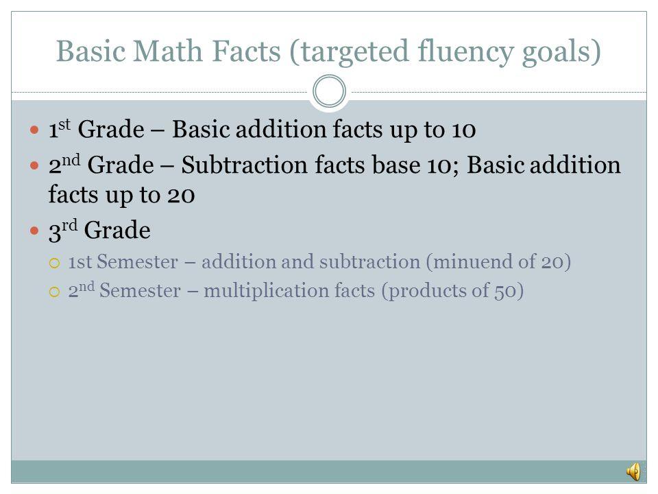 MT LEBANON SCHOOL DISTRICT Elementary Mathematics Program. - ppt ...