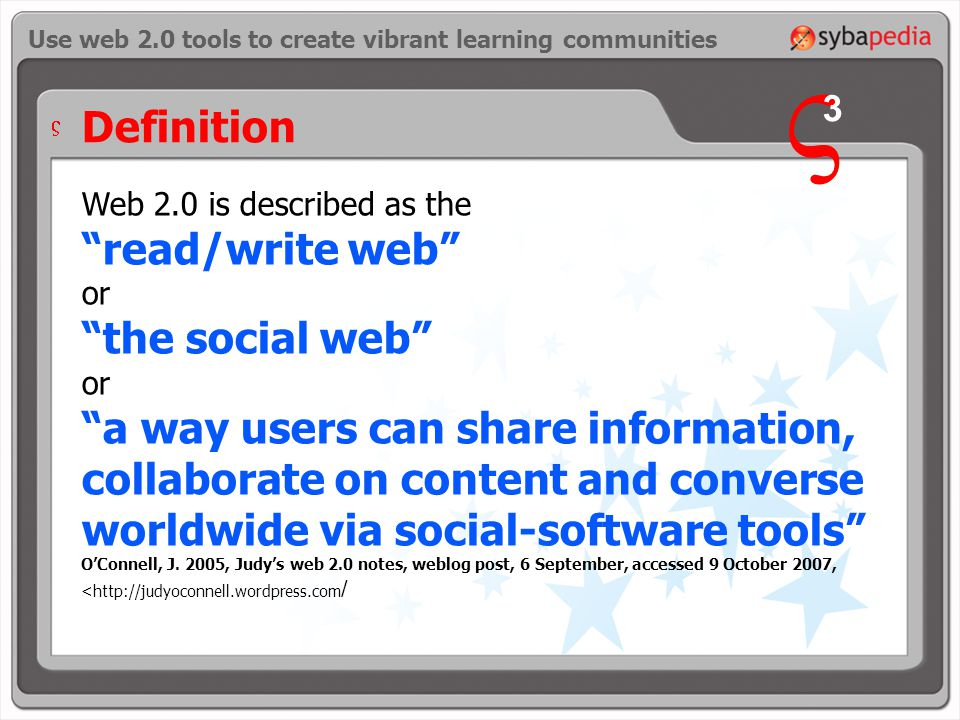 Web 2. 0 tools religious educators' toolbox.