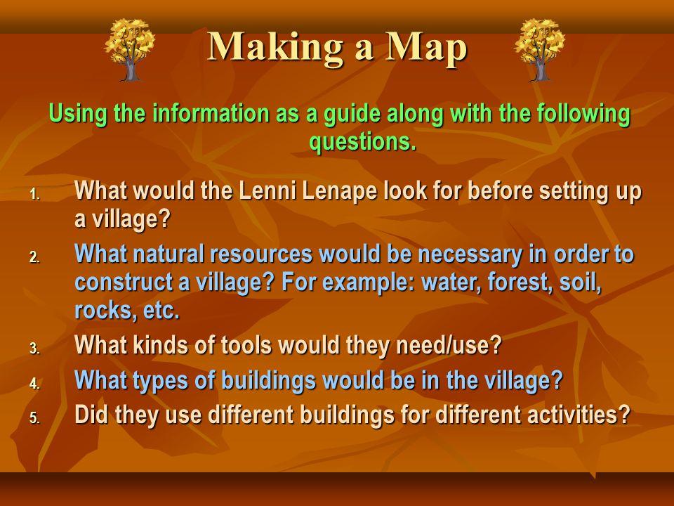 Lenni Lenape Native Americans By Mrs Gaspar Ppt Download