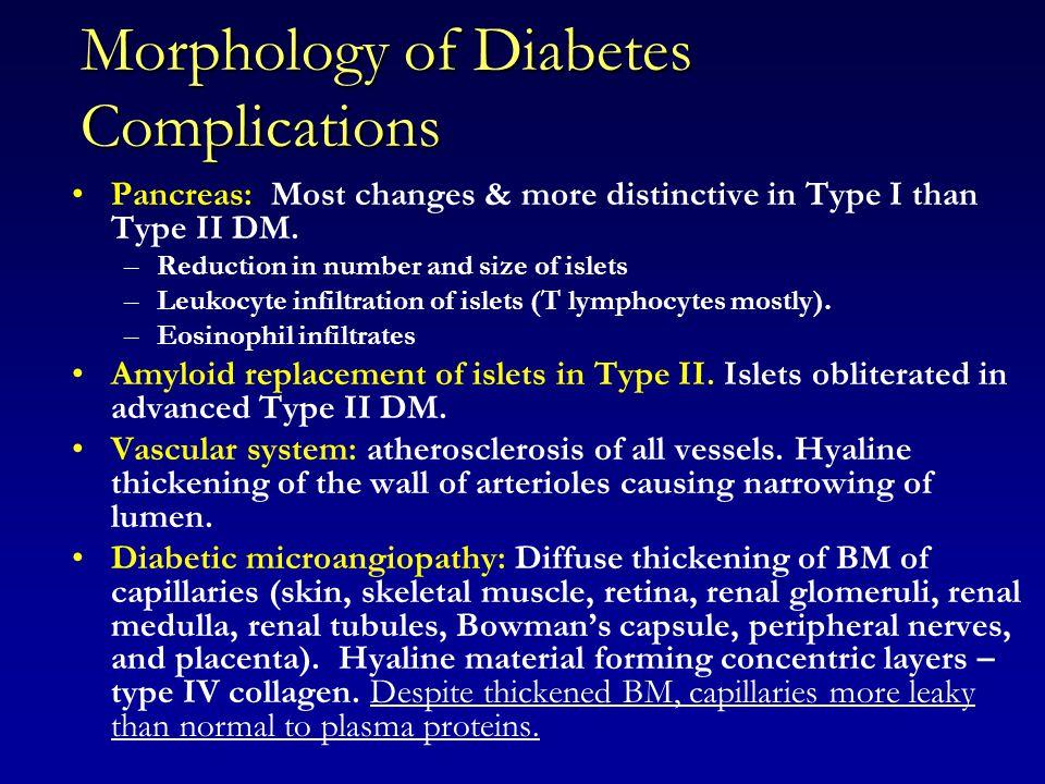 Complications of Diabetes Mellitus Dr Rodney Itaki Lecturer