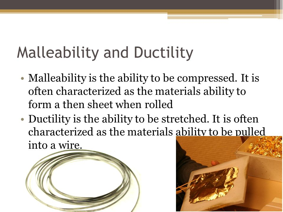 metals what are some properties of metals good conductors of heat