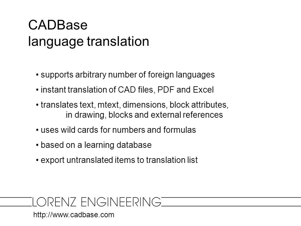 document management system CADBase  - ppt download