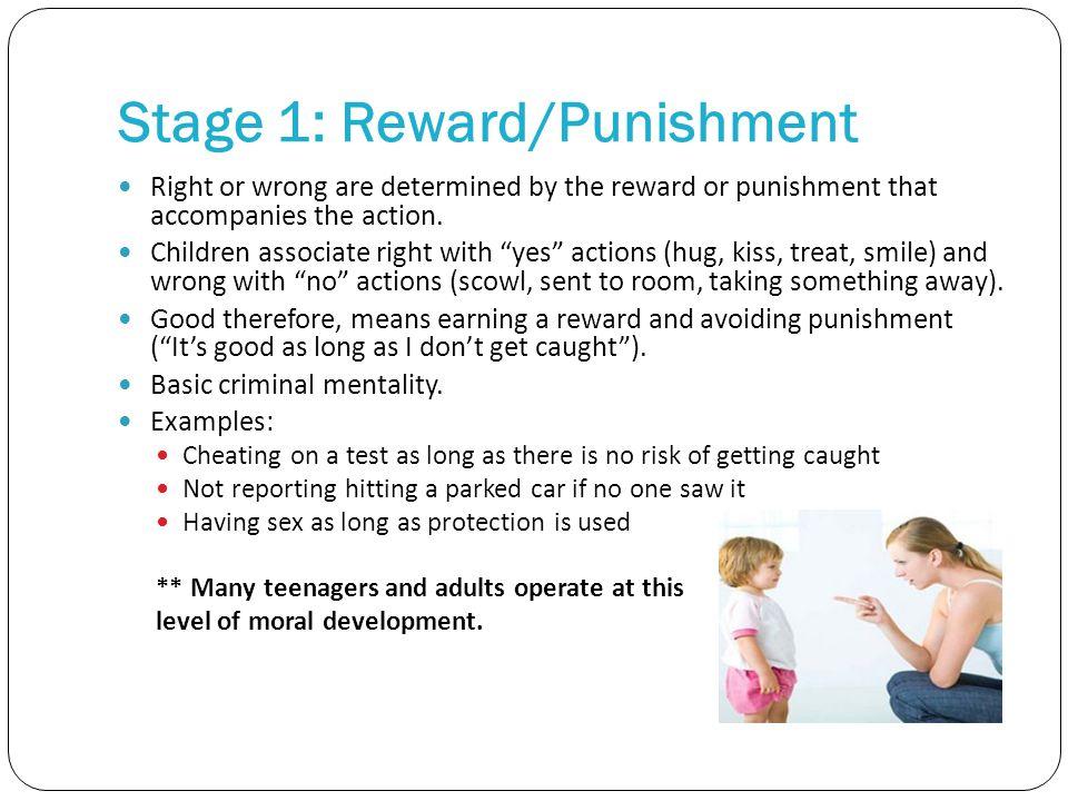 Accept. The Moral development adults idea opinion