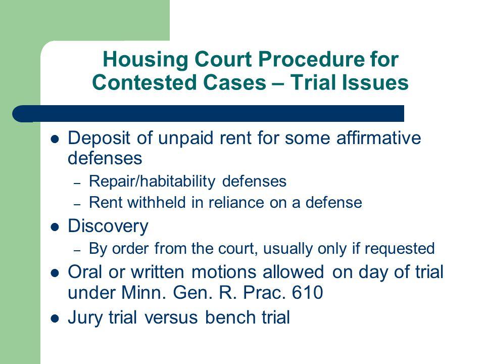 Grid court procedures all teen