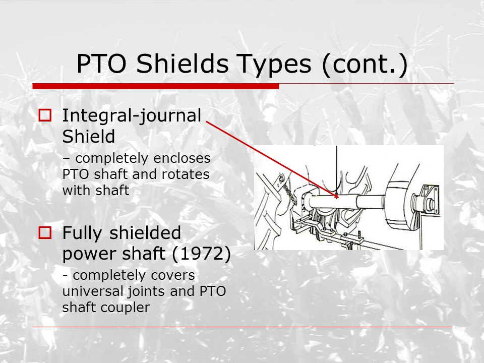 UNIT 6 Tractor Hitches PTO's Hydraulics - ppt download