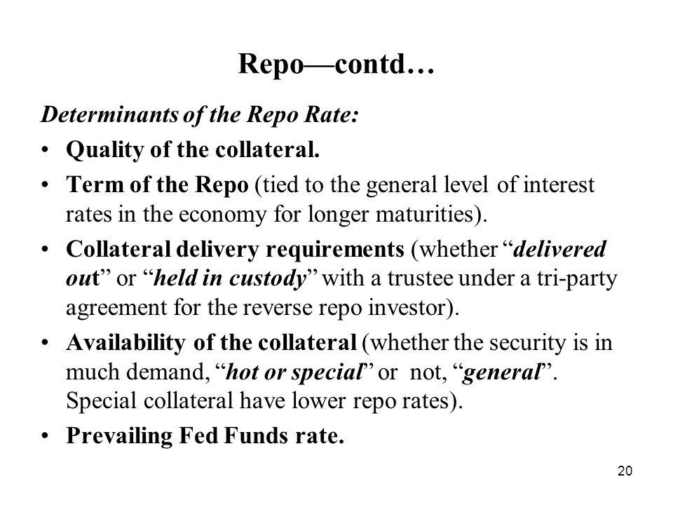 1 Chapter 2 Money Markets 2 Money Markets Definition Markets For