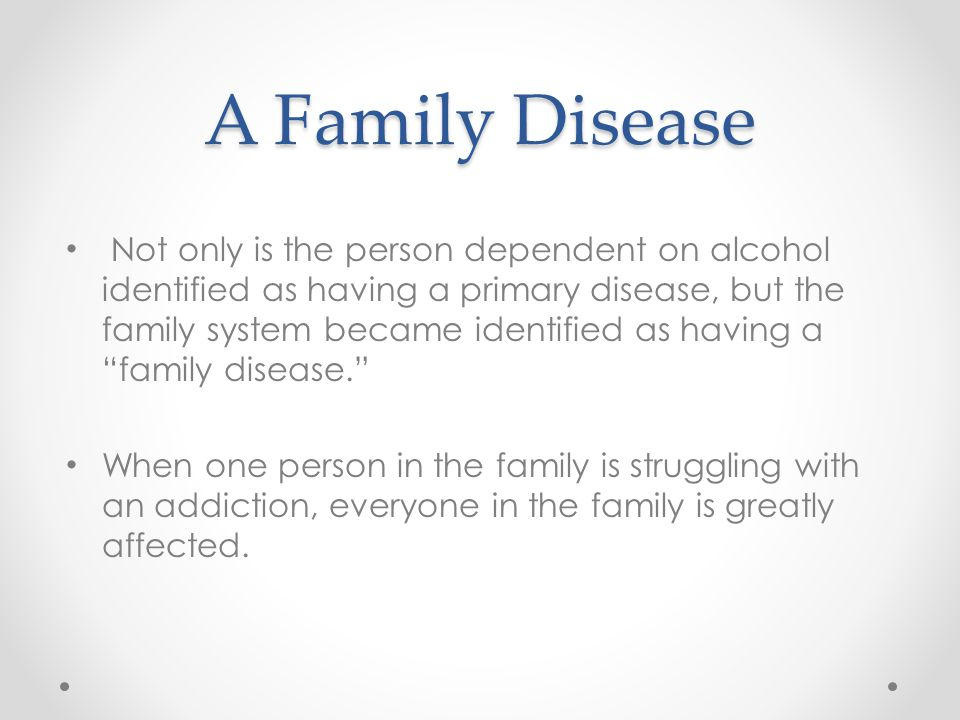 alcohol addiction addiction as a disease the disease model this3 a