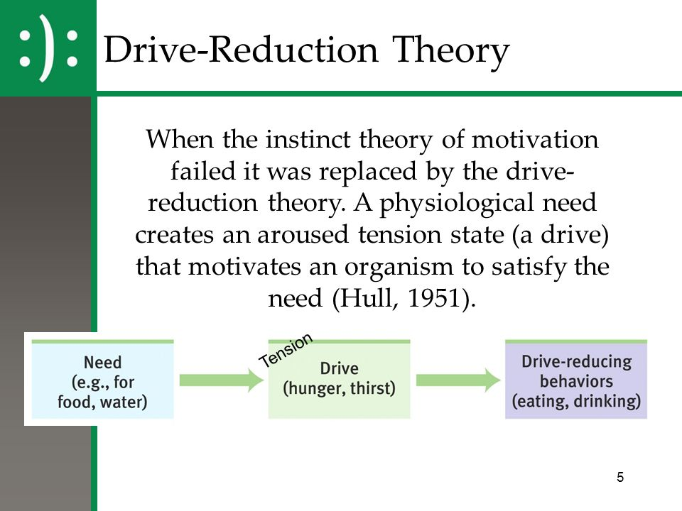 4 theories of motivation