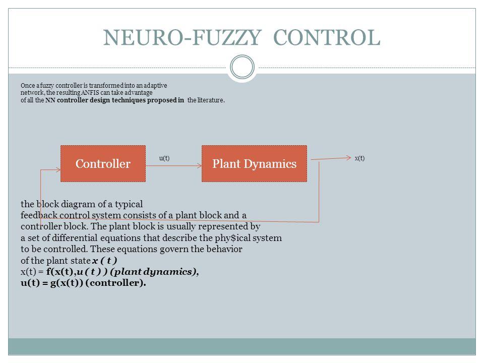 Neuro-fuzzy systems.