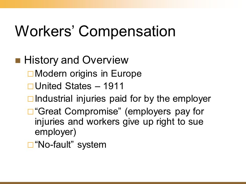 Workers\' Compensation Health and Safety Management Professional ...