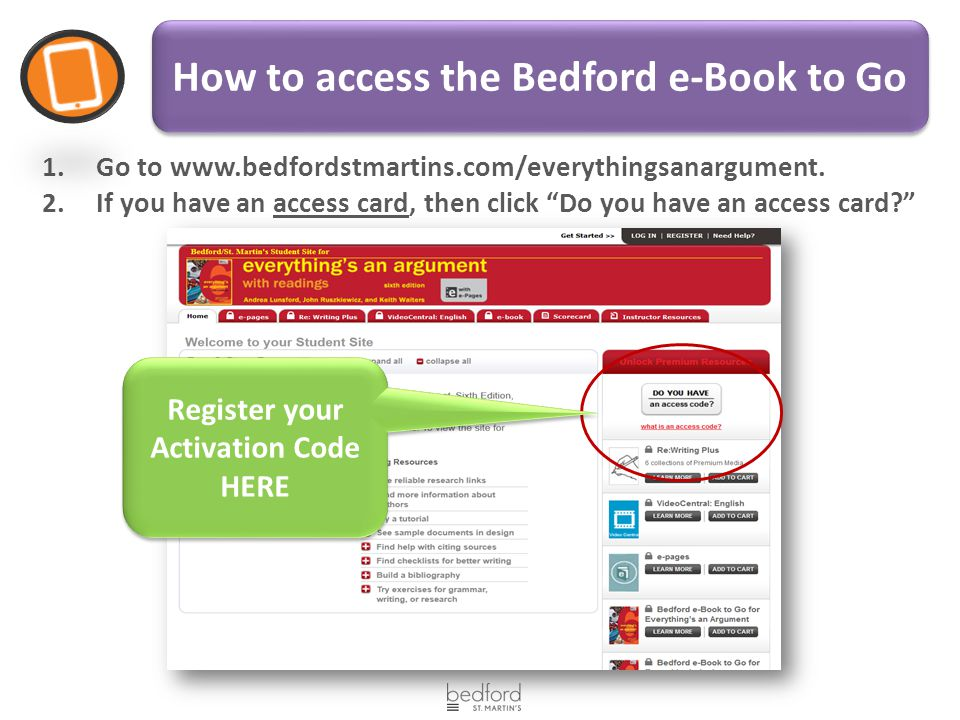 E book options for everythings an argument 6 th edition andrea a 4 1 fandeluxe Gallery