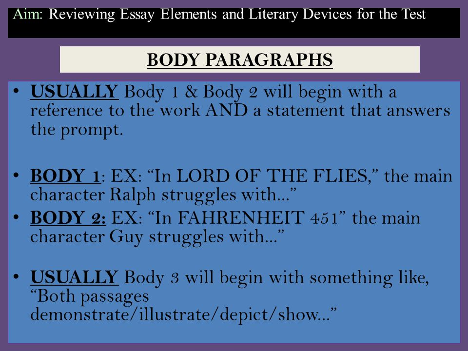 literary devices 2 essay Passage, with attention to a variety of literary devices although these essays may not be error-free and are less perceptive or less convincing than 9–8 essays,  ap13_english literature and composition_q2 author: ets subject: english literature and composition_q2 created date: 7/18/2013 2:07:41 pm.