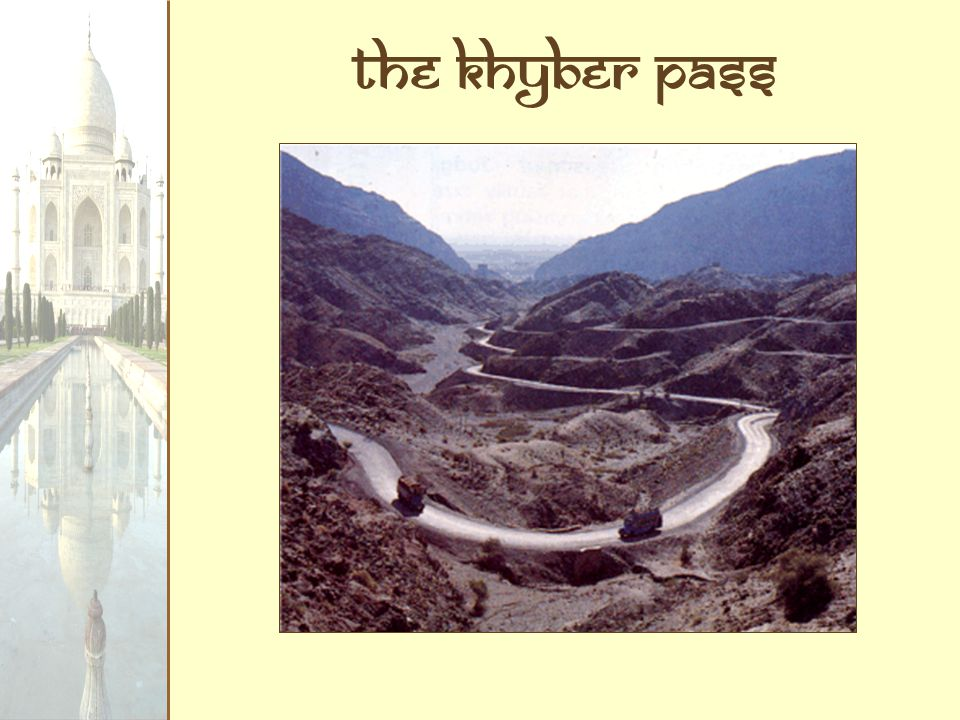 The Khyber Pass