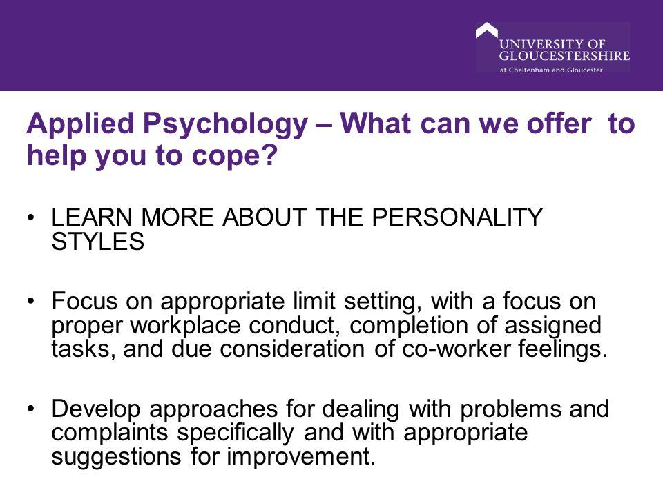 limit setting psychology