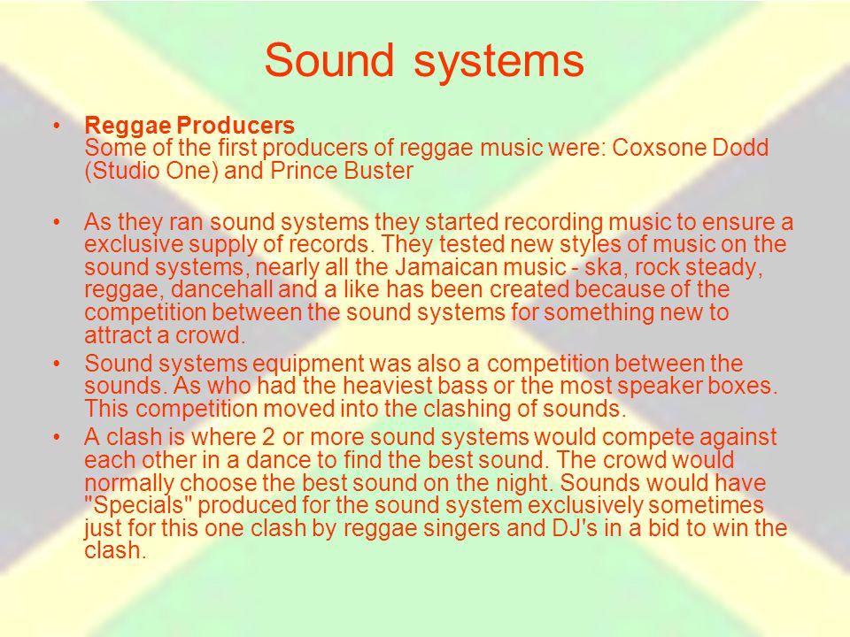 REGGAE Jamaican Music  Musical characteristics Listen to