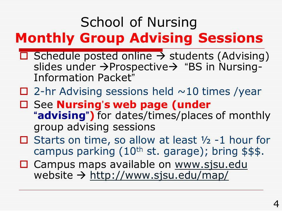 1 San Jose State University The Valley Foundation School Of Nursing
