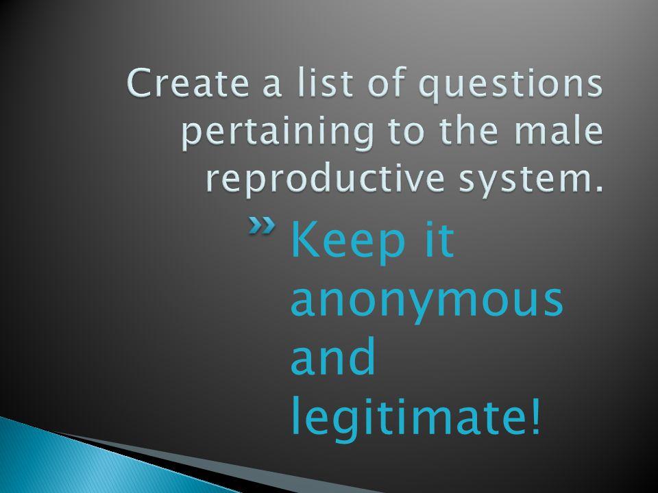 Legitimate transport asexual reproduction