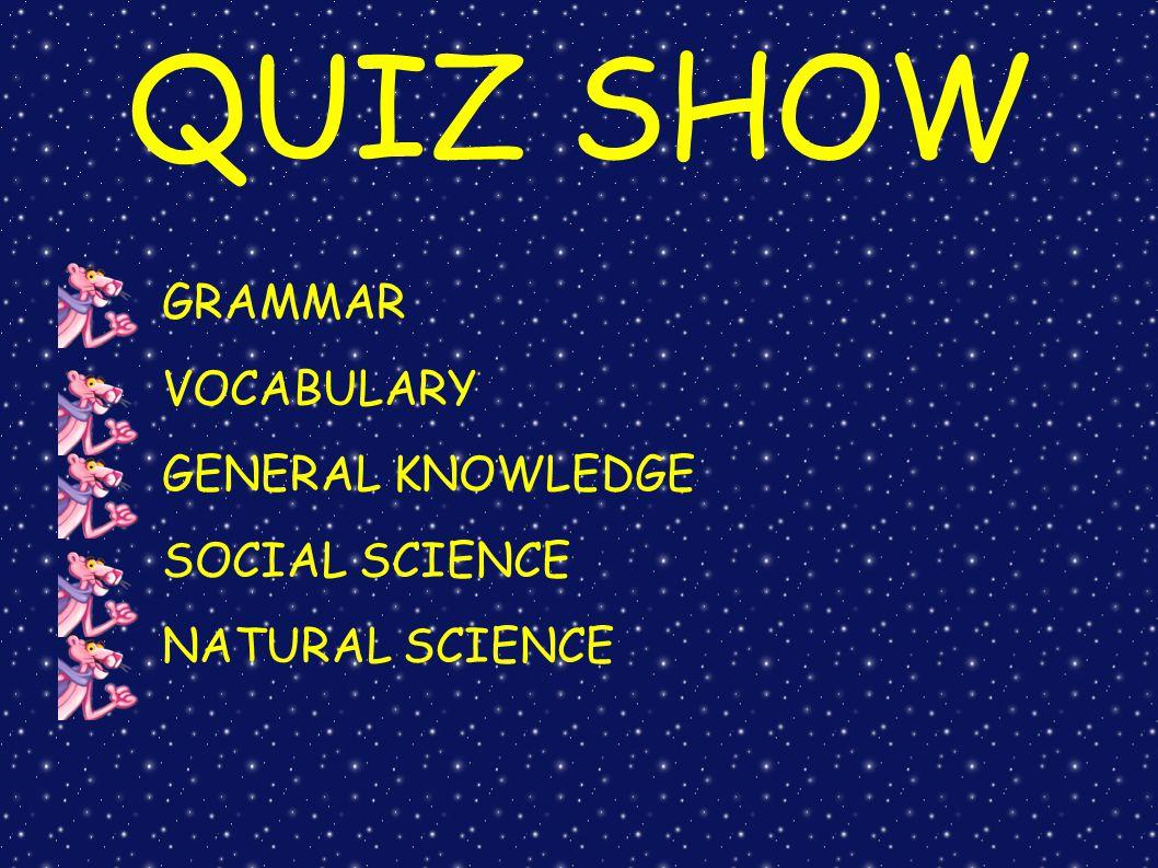 social science general knowledge
