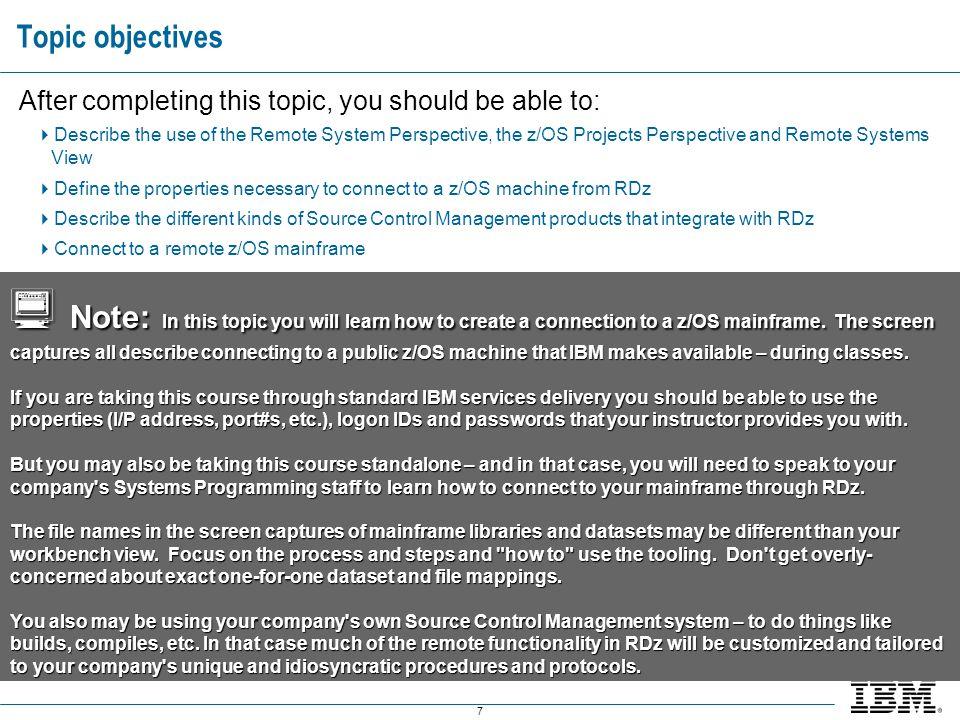 IBM Software Group © 2009 IBM Corporation Enterprise COBOL