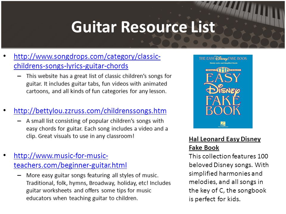 Guitar Recorder Resource Binder Emily Longo Table Of Contents