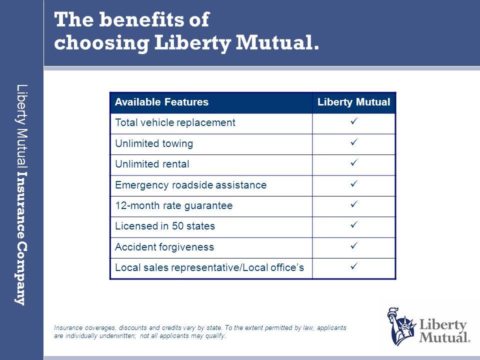 Liberty Mutual Benefits >> Liberty Mutual Auto And Home Voluntary Benefits Bigband Networks