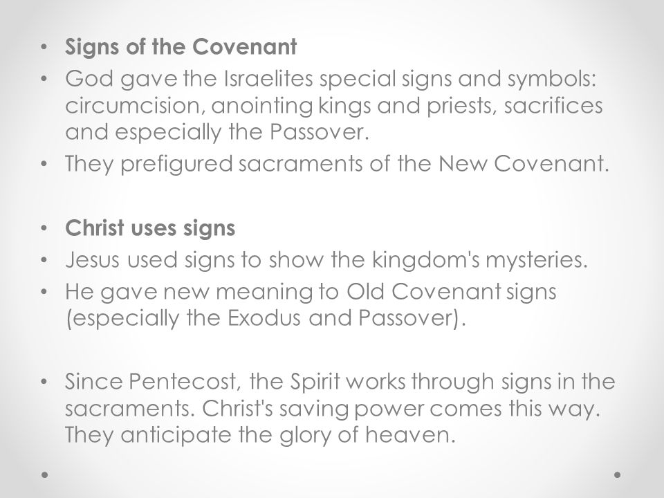 Four Questions About The Celebration Of The Seven Sacraments Who