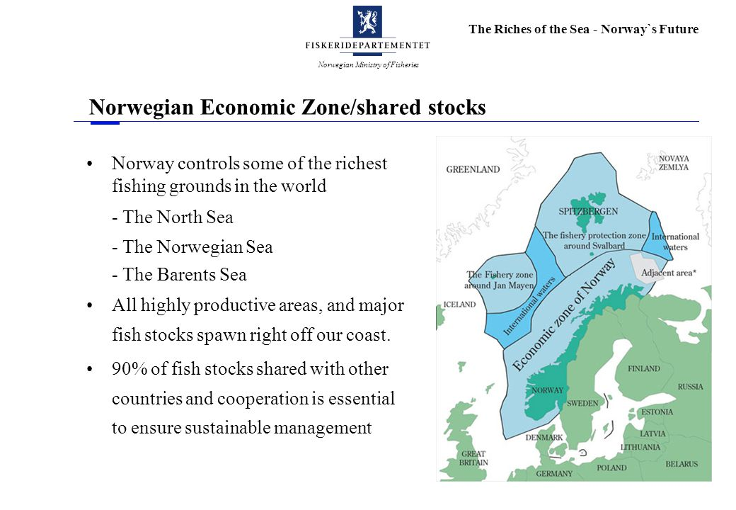 Norwegian Ministry Of Fisheries The Norwegian System For Management Of Living Marine Resources Minister Of Fisheries Svein Ludvigsen Ppt Download