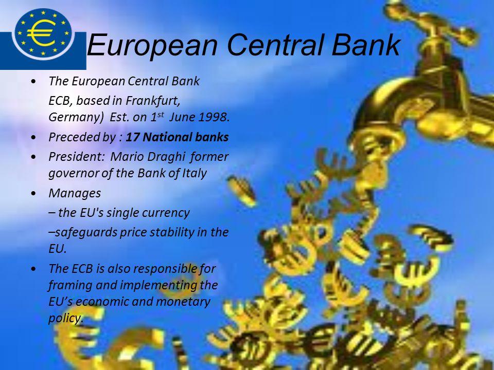 6 European Central Bank