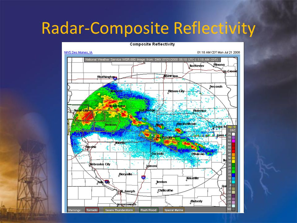 Radar-Composite Reflectivity