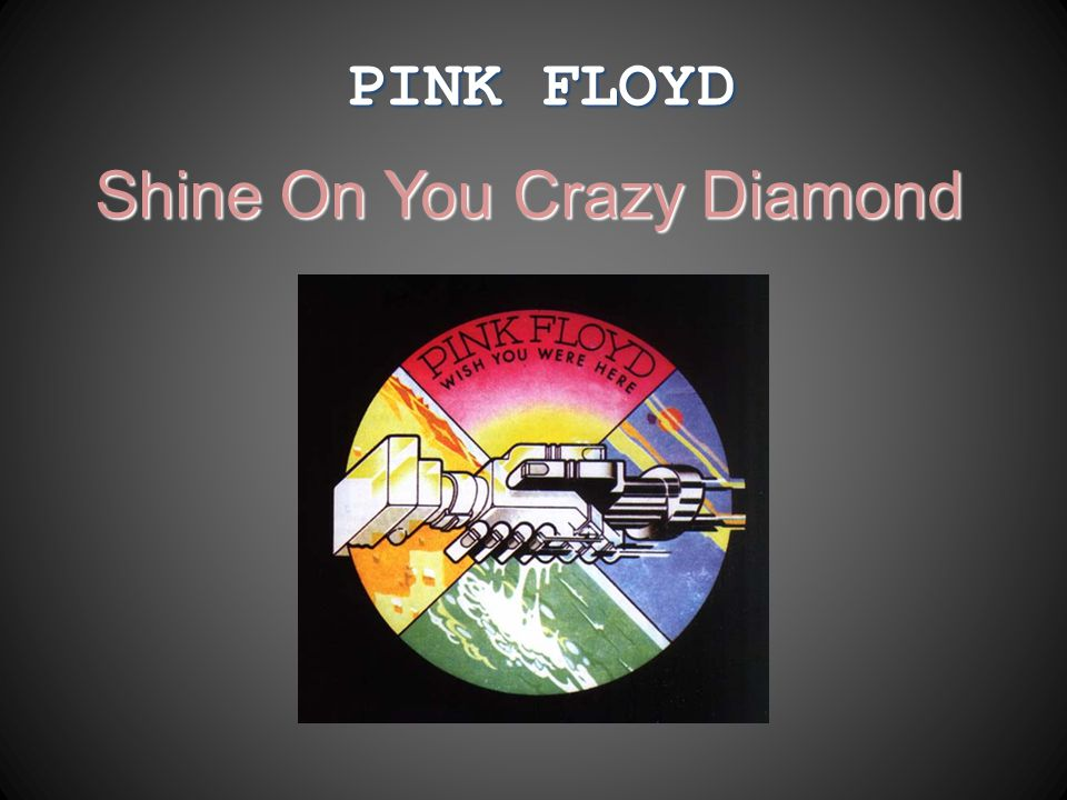 Pink Floyd Shine On You Crazy Diamond Pink Floyd One Of The Most