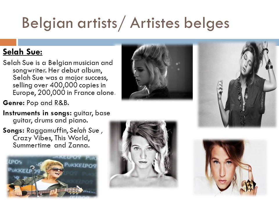 BELGIUM Katie Cothran Myp3  Popular genres in Belgium/Genres
