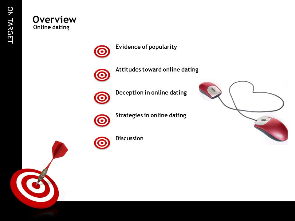 online dating overview
