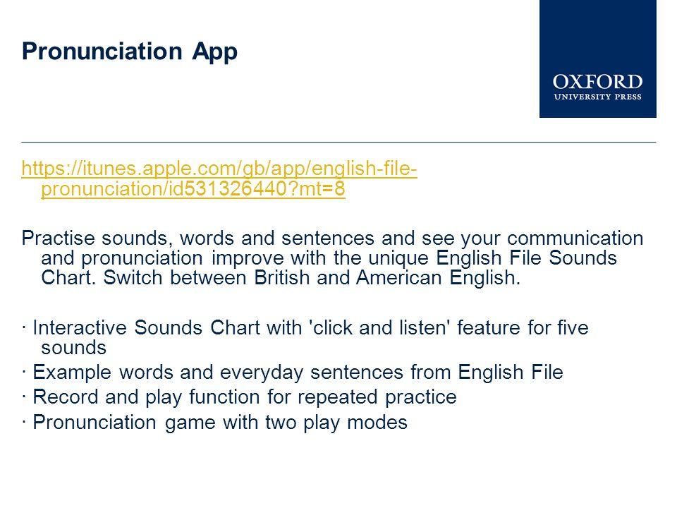 Communicative Language Teaching in practice English File 3