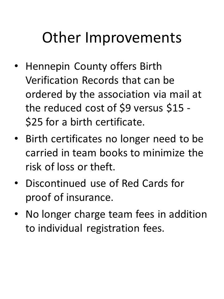 Registration Task Force Purpose: Clarify the registration ...