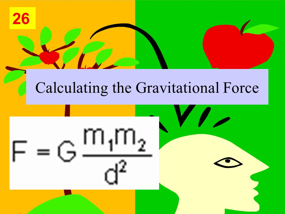 Calculating the Gravitational Force 26