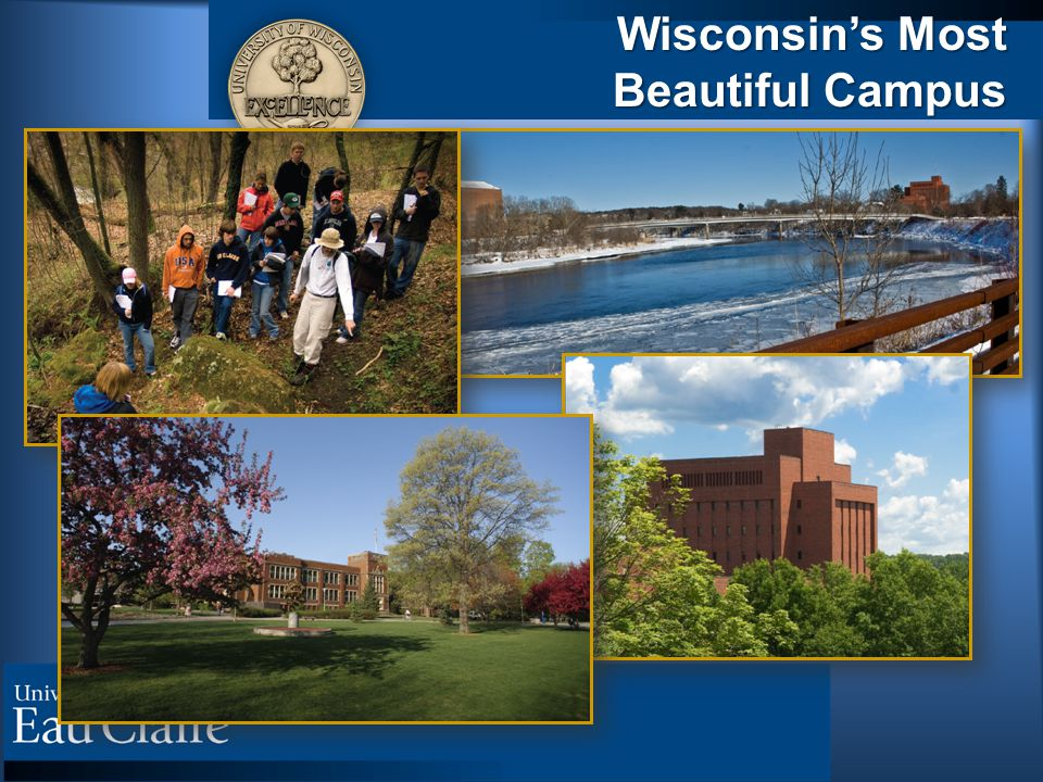 Wisconsin's Most Beautiful Campus