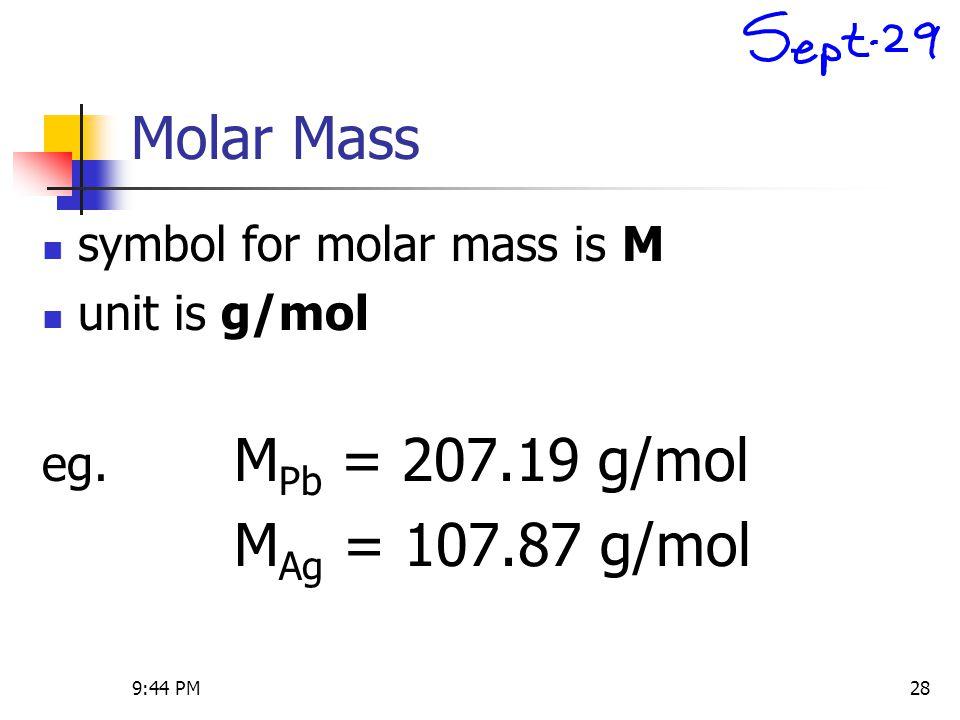 947 Pm Unit 1 Stoichiometry Chemistry 47 Pm Stoichiometry