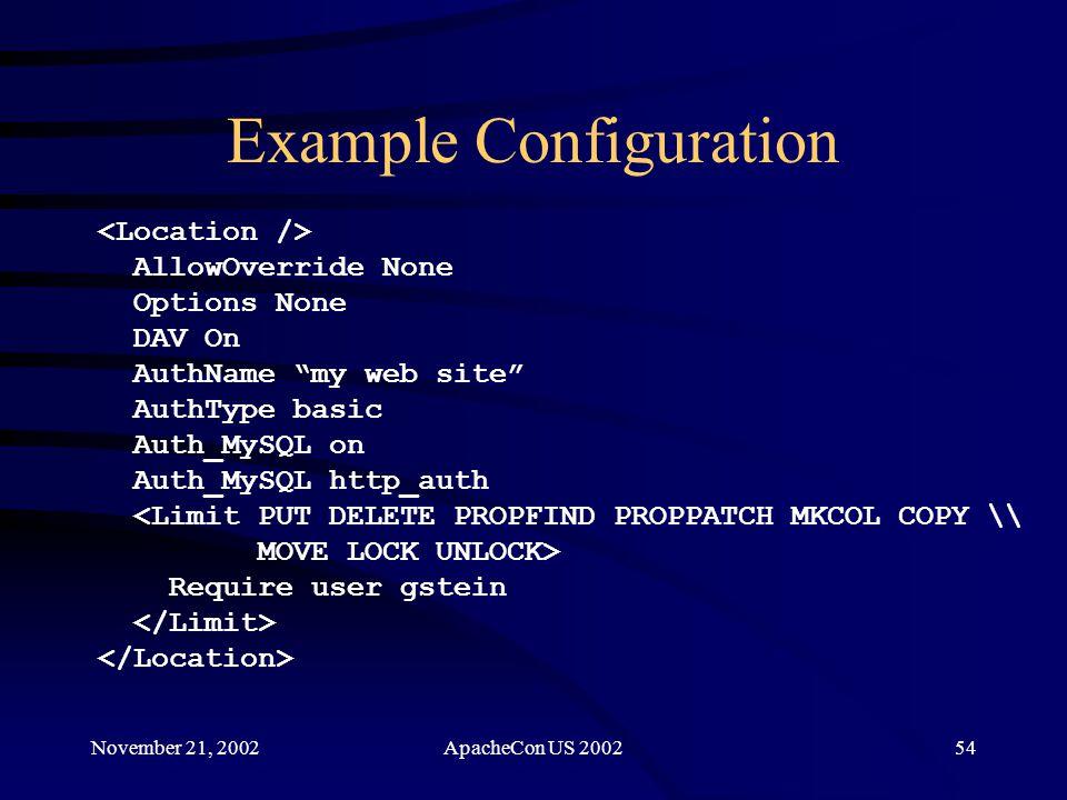 WebDAV and Apache Greg Stein - ppt download