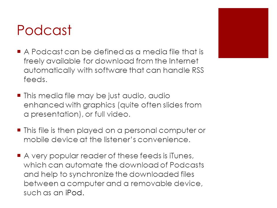 "A screen capture of apple's garageband in ""new podcast episode."