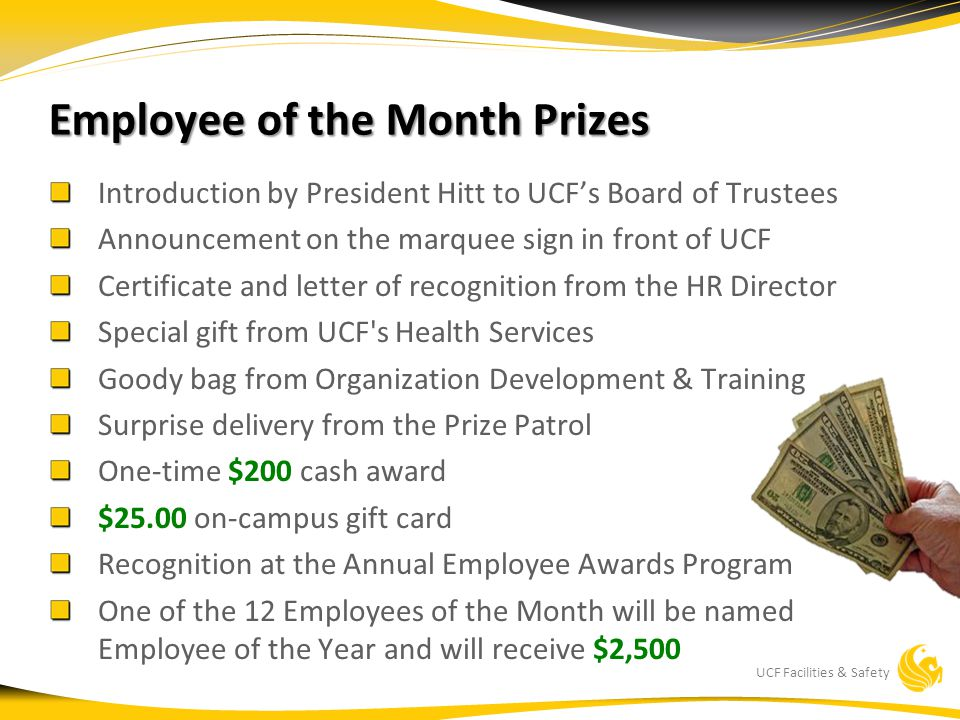 Ucf Facilities Safety University Of Central Florida Usps Employee