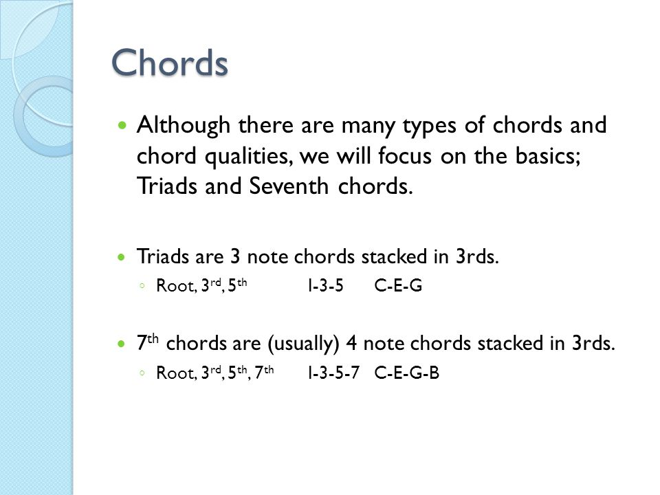 Types Of 7th Chords Image collections - piano chord chart with ...