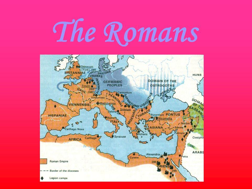 1 The Romans