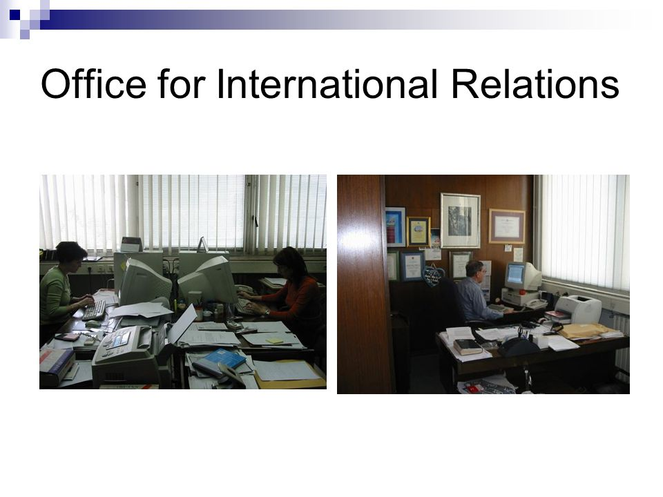Office for International Relations