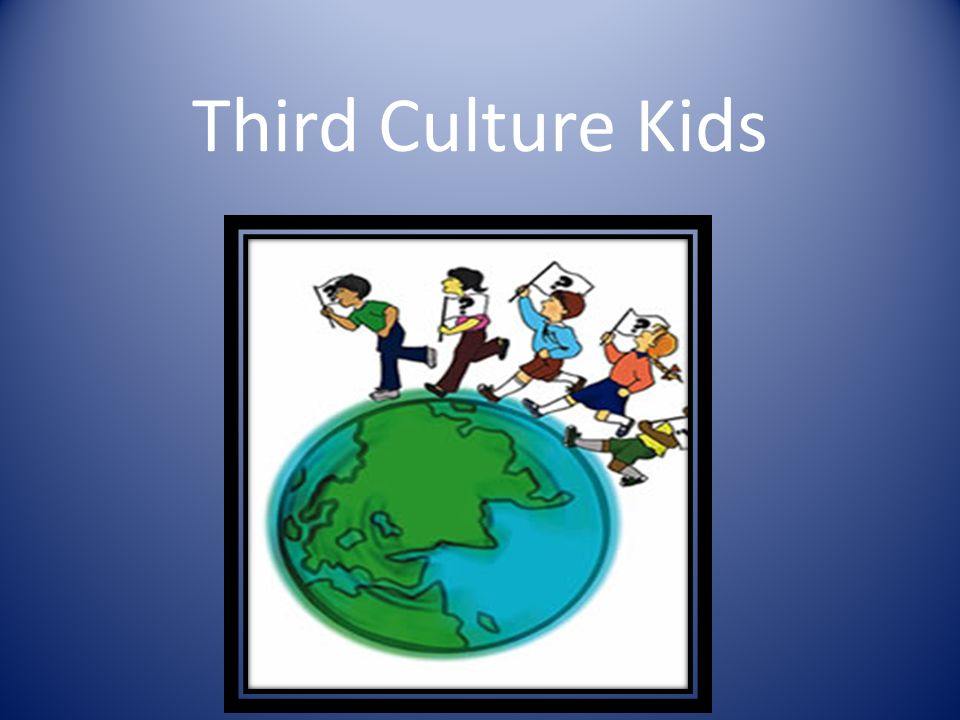 Third Culture Kids  There was no funeral  No flowers  No