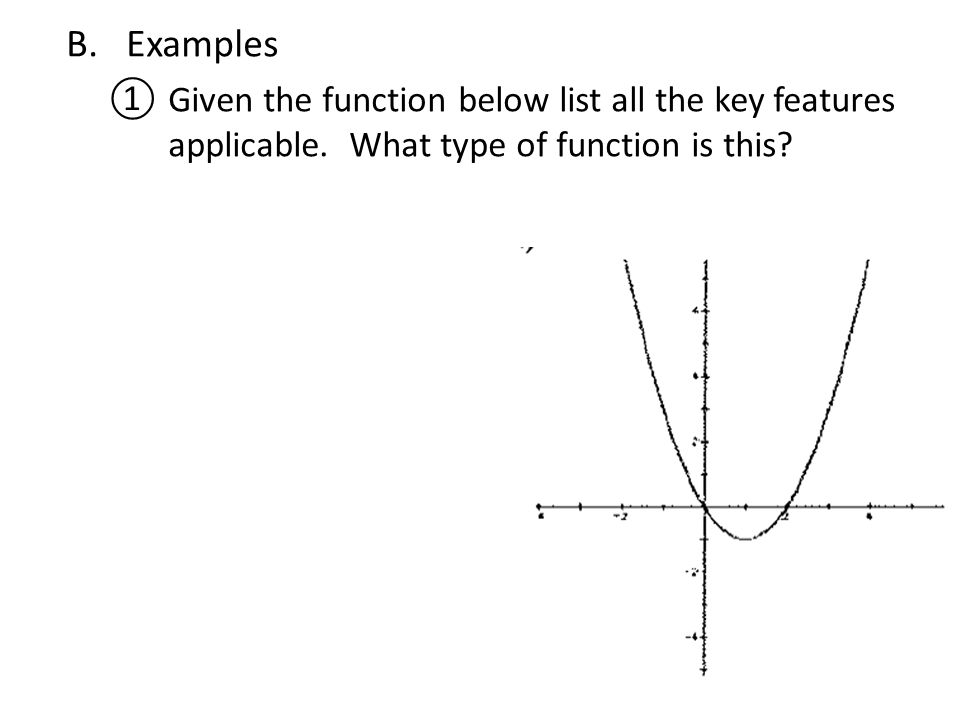 Unit 2 Interpreting Functions 2a I Can Use Technology To Graph A. Bexles Given The Function Below List All Key Features Applicable. Worksheet. Unit 2 Worksheet 2 Domain And Range Answer Key At Mspartners.co